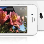 iPhone 5 Dual-core A5 chip.  The most powerful iPhone ever.