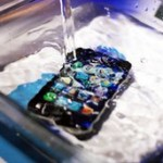 Waterproof smartphones are not the only innovations making a splash at the three-day event