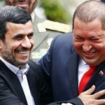 Mahmoud Ahmadinejad and Hugo Chavez lavished each other with praise